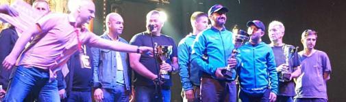 Zwycięzcy VIII Festiwalu Ognia i Wody w Nysie